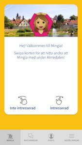Mingla app
