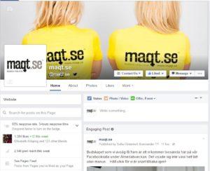 Vår FB sida